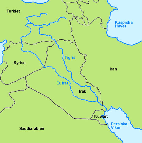 Eufrat Och Tigris
